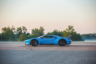 2017 Ford GT (Theodore W. Pieper © 2019 Courtesy of Auctions)