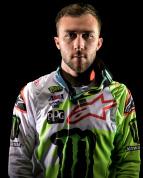 Kawasaki rider Eli Tomac