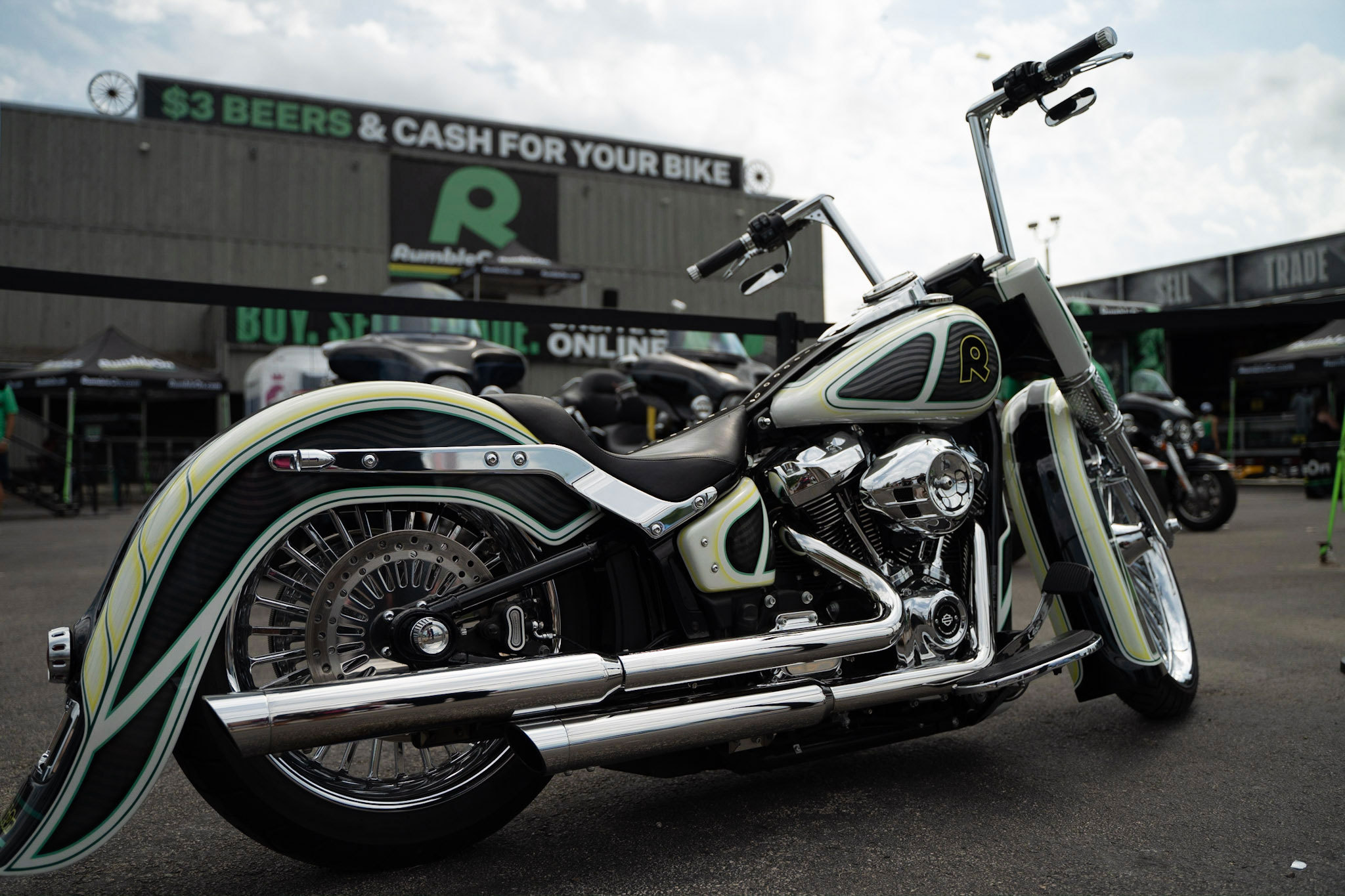 RumbleOn Smashes Records at Company's Most Successful Sturgis Rally