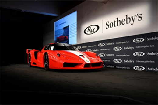2006 Ferrari FXX - RM Sotheby's Monterey - Photo by Darin Schnabel © 2019 Courtesy of RM Sotheby's