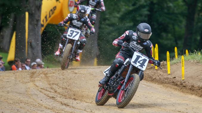 Briar Bauman Wins Battle of Brothers at 73rd Peoria TT