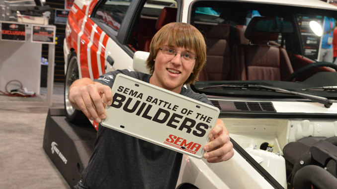 SEMA Seeks Young Vehicle Builders at Goodguys West Coast Nationals