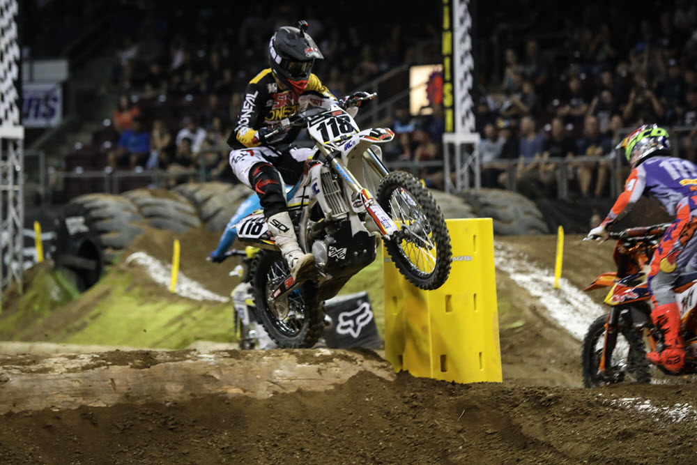 Cory Graffunder has had several injuries holding him back over the past two seasons - EnduroCross