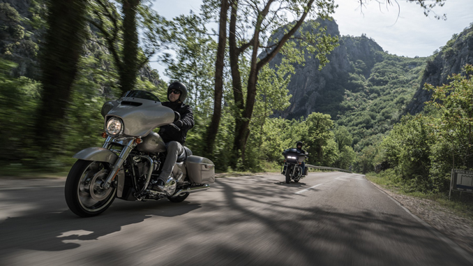 Dunlop gear up for the 2019 European Bike Week celebrations