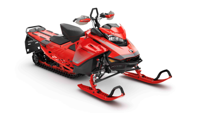 BRP Recall - 2019 Ski-Doo Backcountry XRS 850 E-TEC