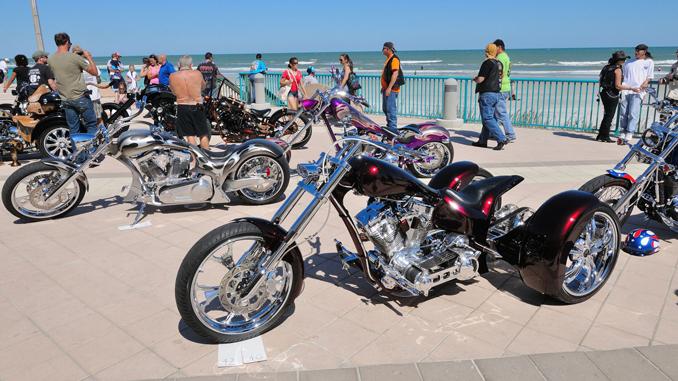 Biketoberfest Tops List Of Daytona Beach Fall Festivals