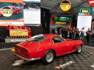 1967 Ferrari 275 GTB-4 (Lot F119) sold at $2750000 - Mecum Auctions Monterey