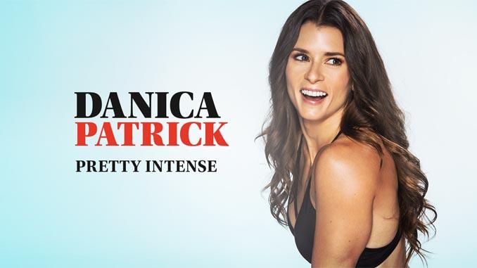 Danica Patrick To Launch 'Pretty Intense' Podcast