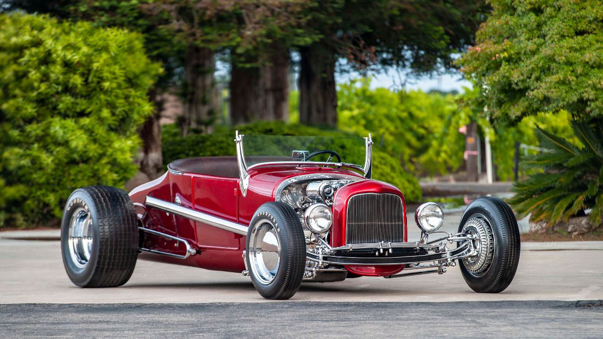 1927 Ford -Dick Williams Roadster- (Lot S63) - Mecum Auctions Monterey
