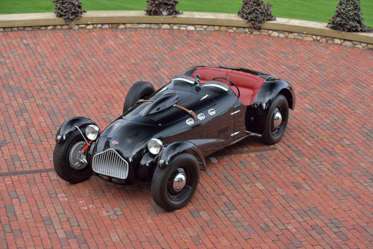 1952 Allard J2 Roadster (Lot F121) - Mecum Auctions Monterey