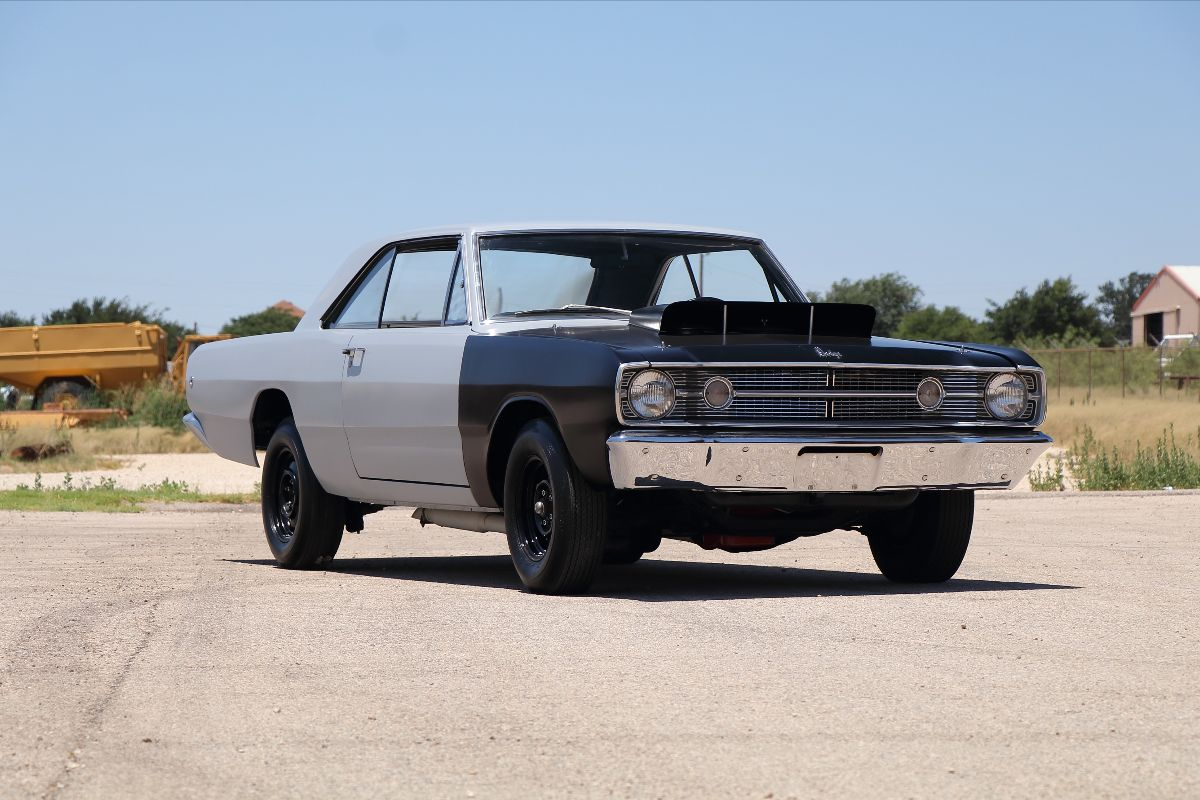 1968 Dodge Hemi Dart LO23 Super Stock (Lot S113) - Mecum Auctions Dallas