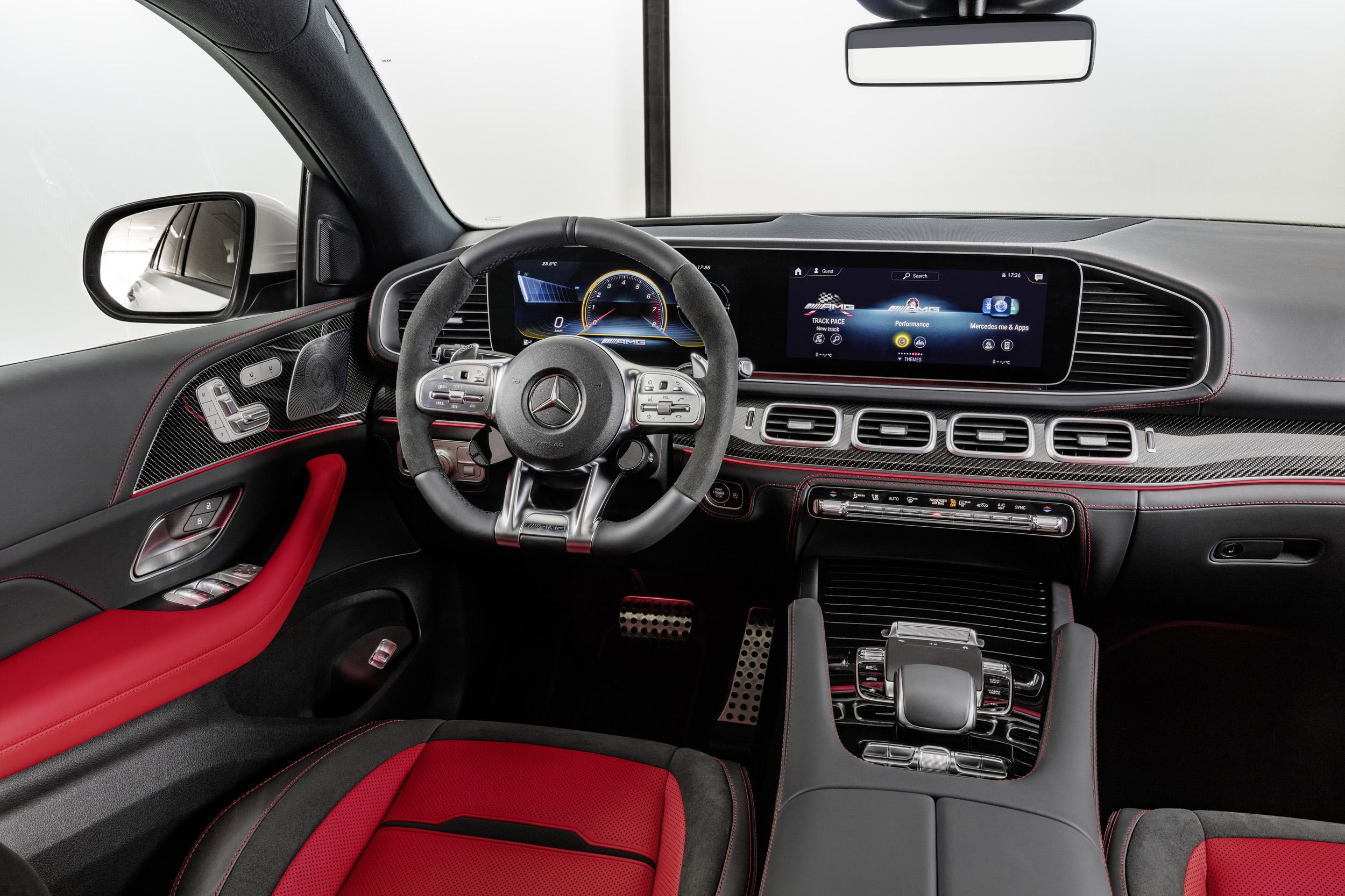 2021 Mercedes-AMG GLE 53 Coupe