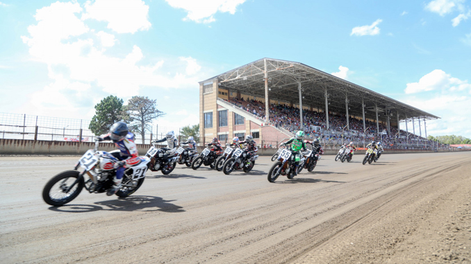 American Flat Track Set for Pivotal Springfield Tripleheader
