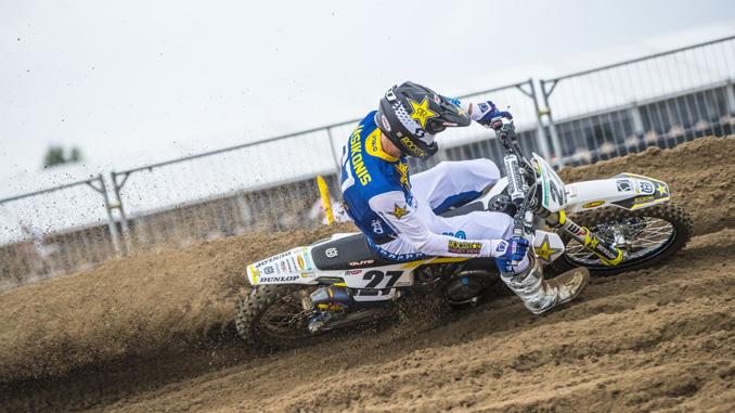 Arminas Jasikonis – Rockstar Energy Husqvarna Factory Racing [678] - MXGP of Belgium