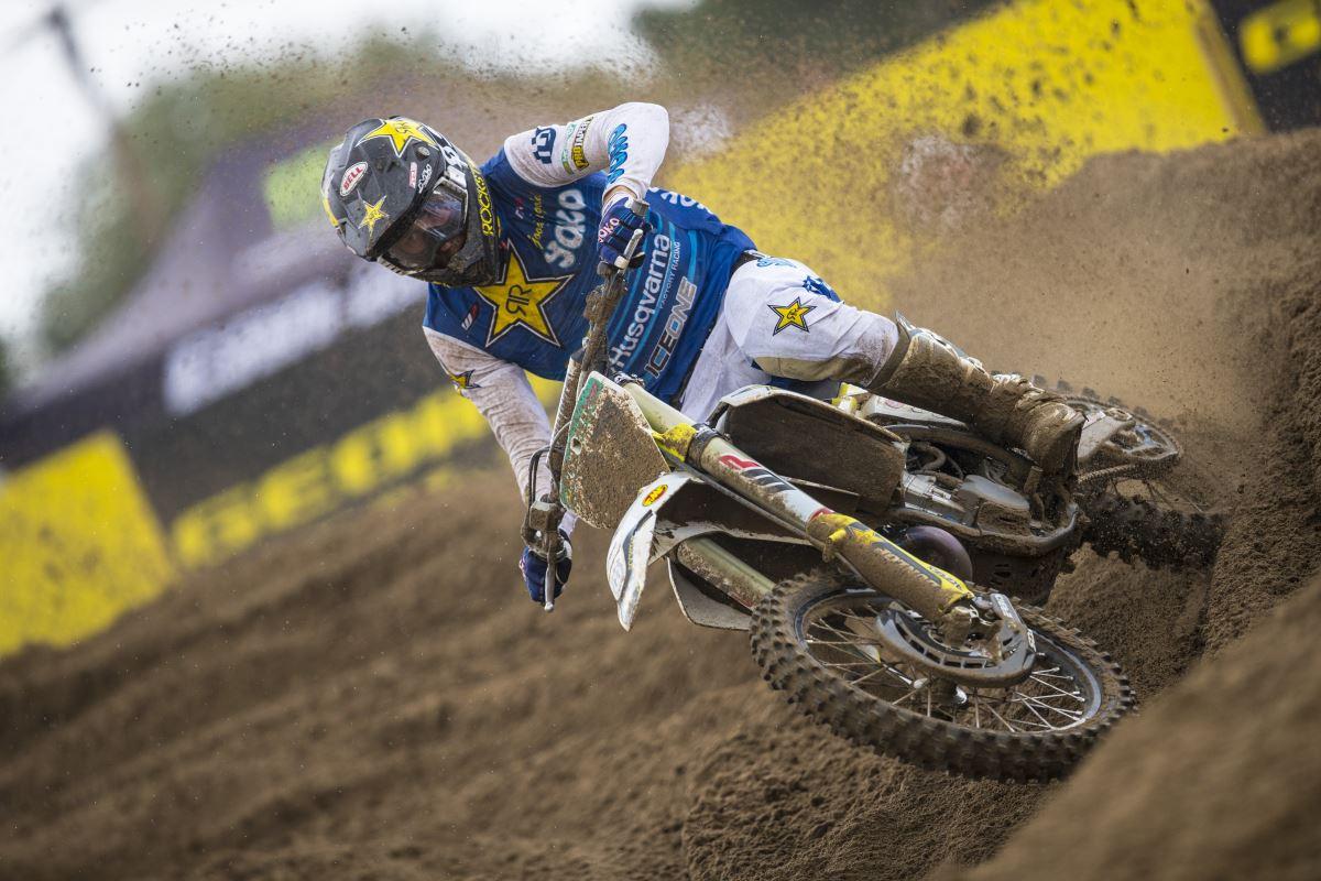 Arminas Jasikonis – Rockstar Energy Husqvarna Factory Racing - MXGP of Belgium