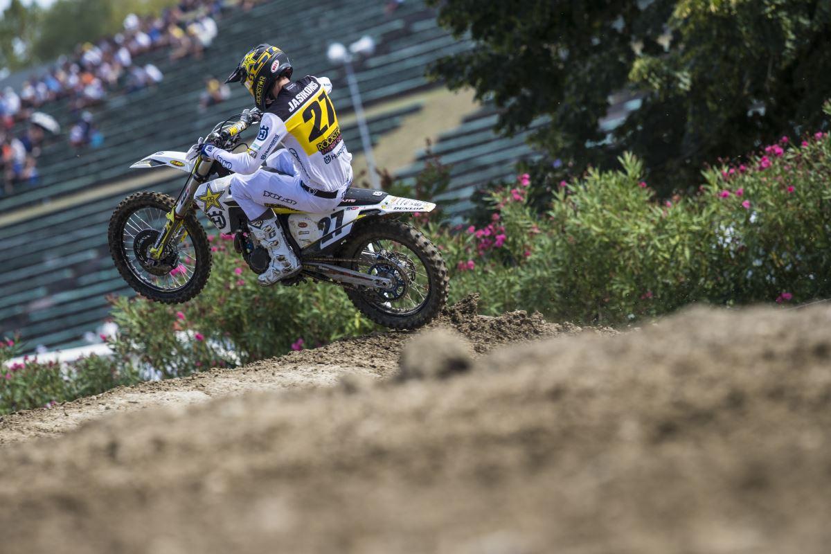 Arminas Jasikonis – Rockstar Energy Husqvarna Factory Racing - MXGP of Italy