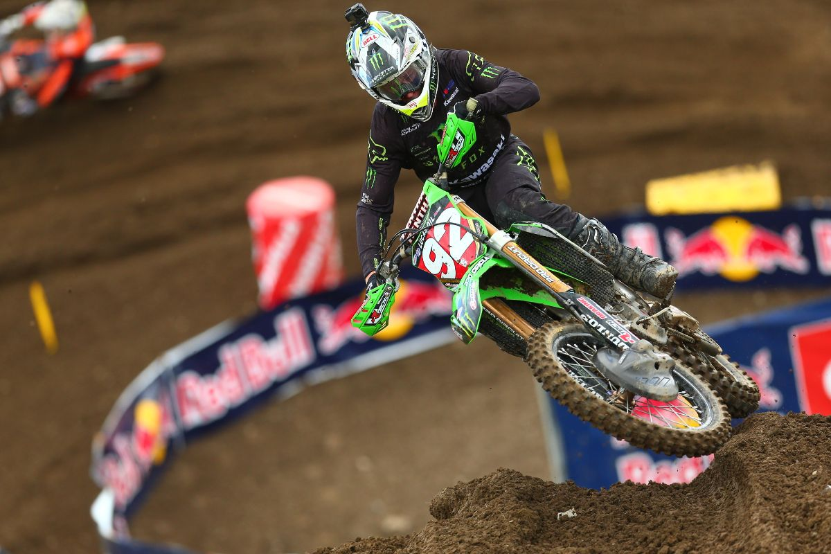 Cianciarulo was second on the day and maintains a 28 point lead - Undilla
