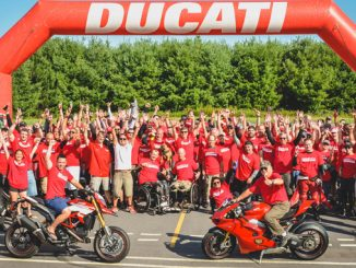 Ducati Revs - Customer Riding Experience