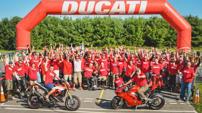 Ducati Revs - Customer Riding Experience