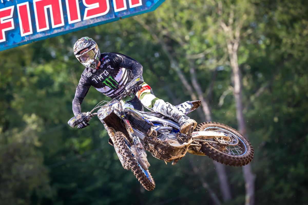 Ferrandis claimed his third overall win of the 2019 season - Unadilla