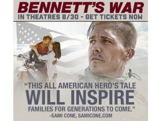 "Forrest Films ""Bennett's War"" Tickets Available Now"