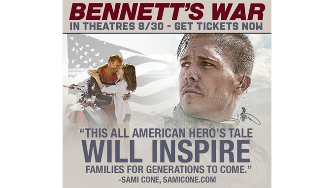 "Forrest Films ""Bennett's War"" Tickets Available Now"