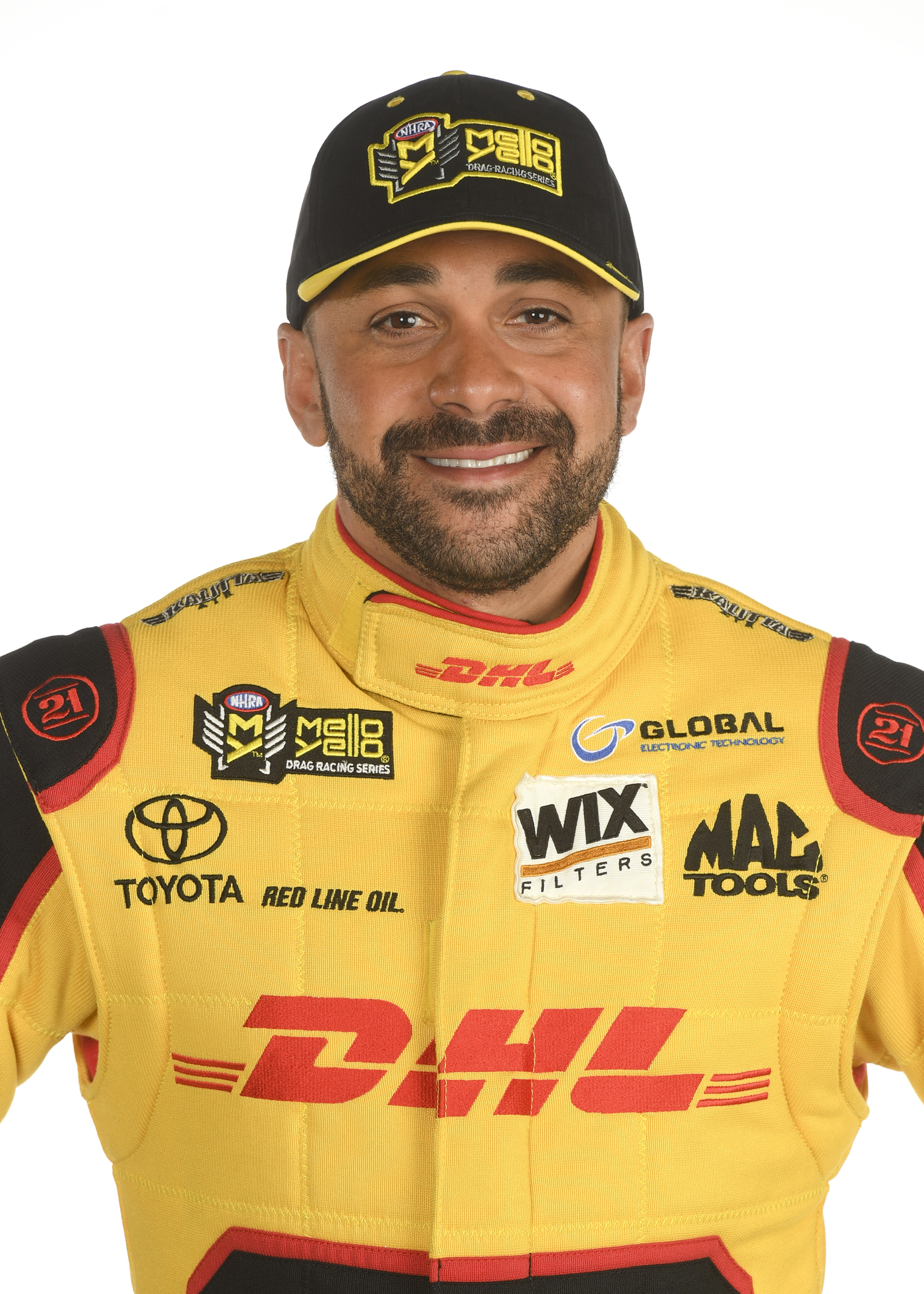 Defending Funny Car World Champ J R  Todd has a Chance to