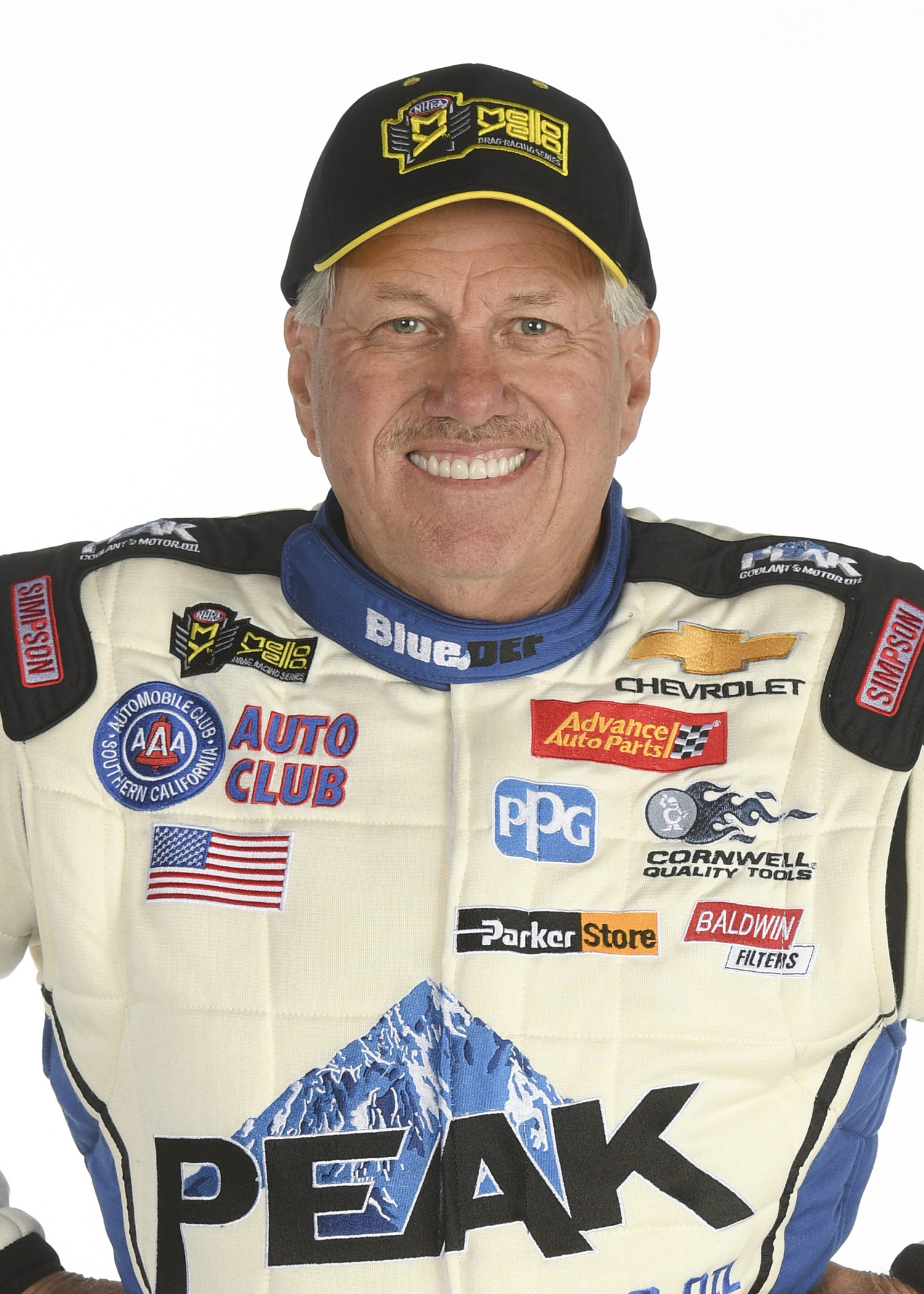 Funny Car - John Force - Chevrolet Performance U.S. Nationals