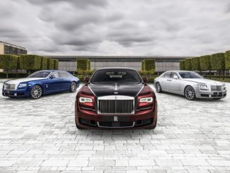 Rolls Royce's Ghost Zenith