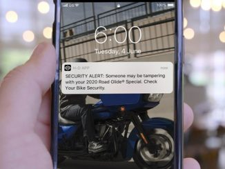 H-D Connect App - Road Glide Special