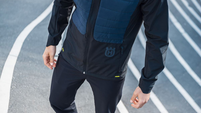 HUSQVARNA MOTORCYCLES PRESENT CASUAL CLOTHING COLLECTION 2020