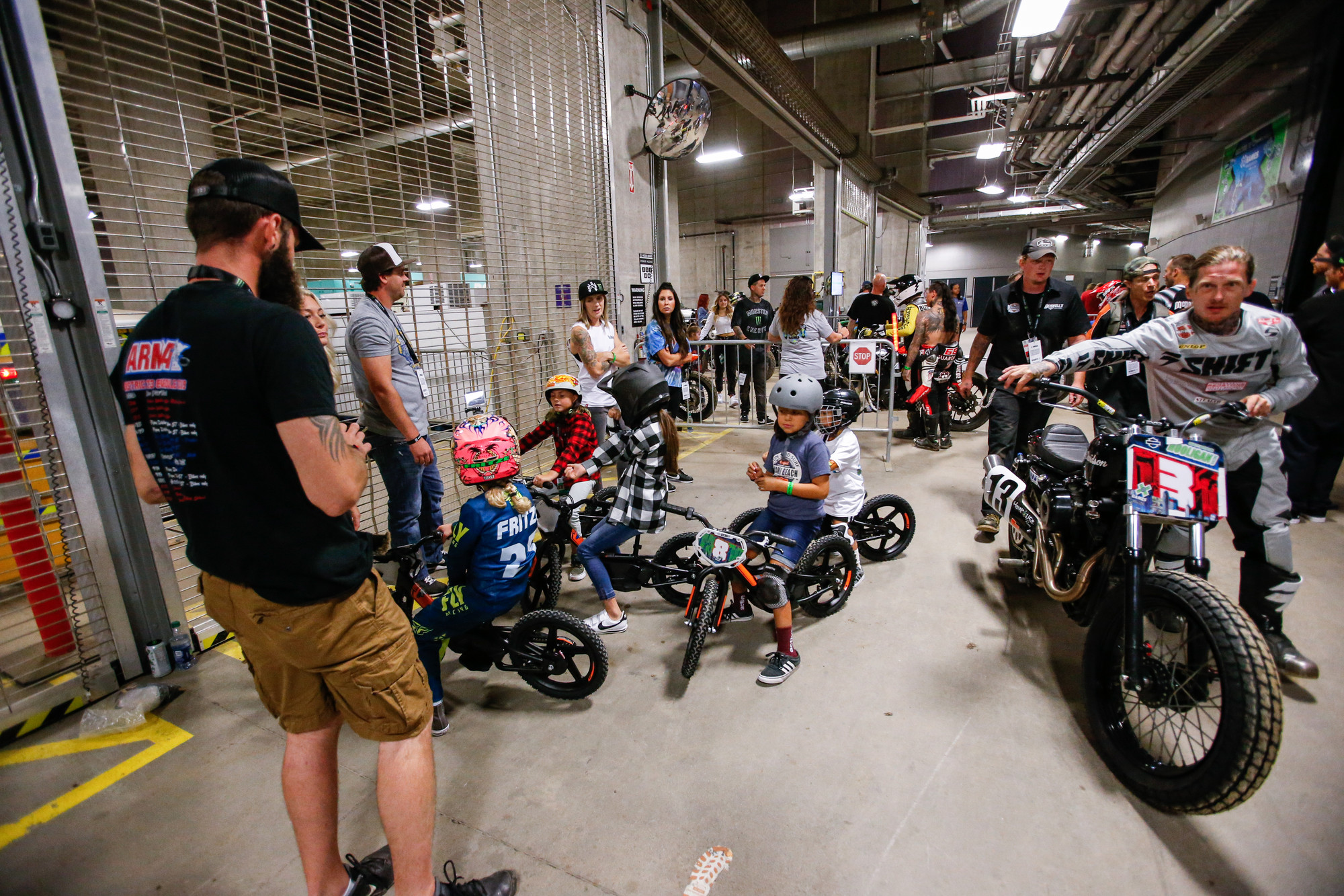 X Games Minneapolis 2019 - August 4, 2019 - Harley-Davidson