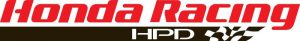 HONDA PERFORMANCE DEVELOPMENT, INC. HONDA RACING LOGO