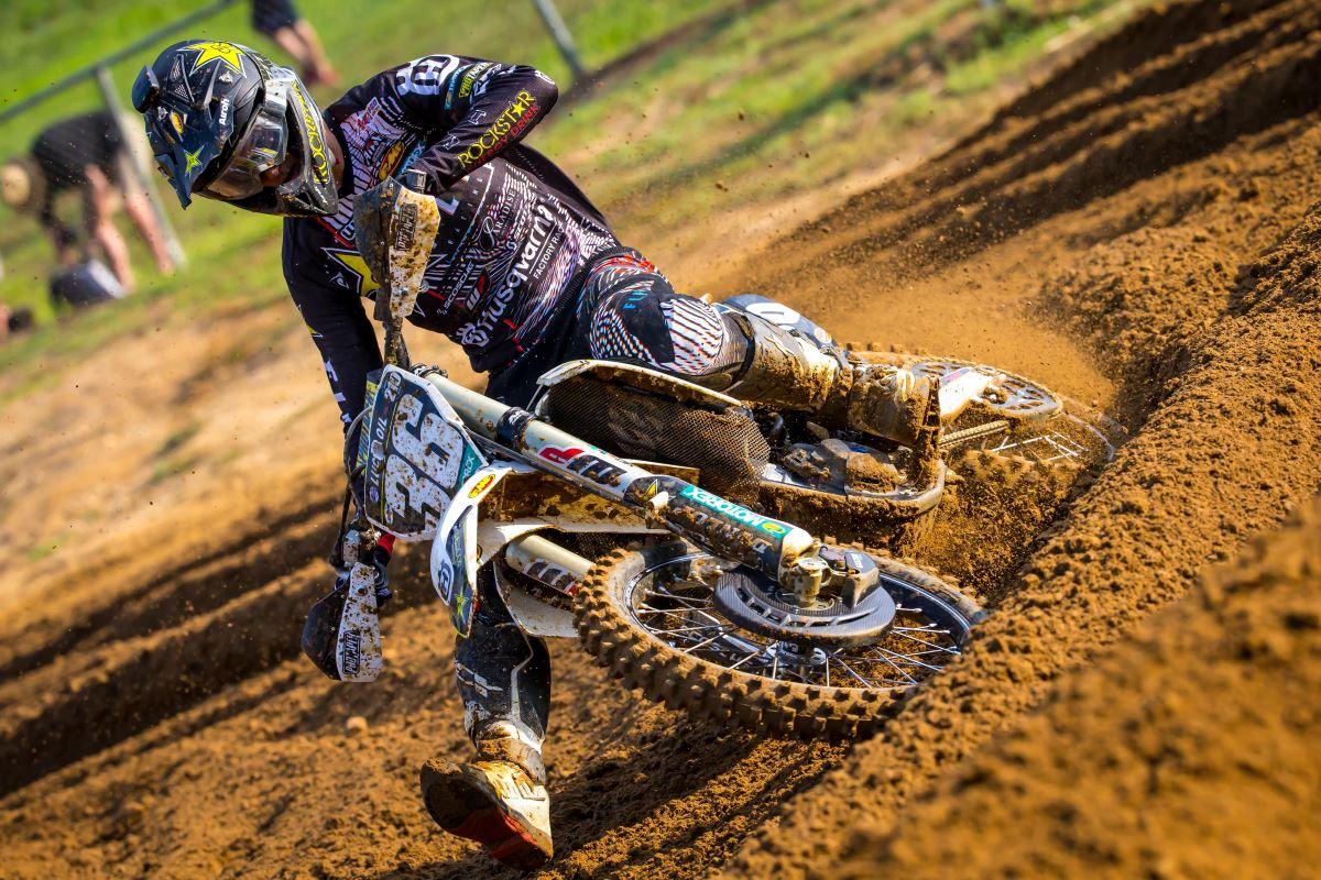MICHAEL MOSIMAN - Rockstar Energy Husqvarna Factory Racing - Budds Creek