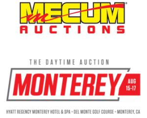 Mecum Auctions Monterey
