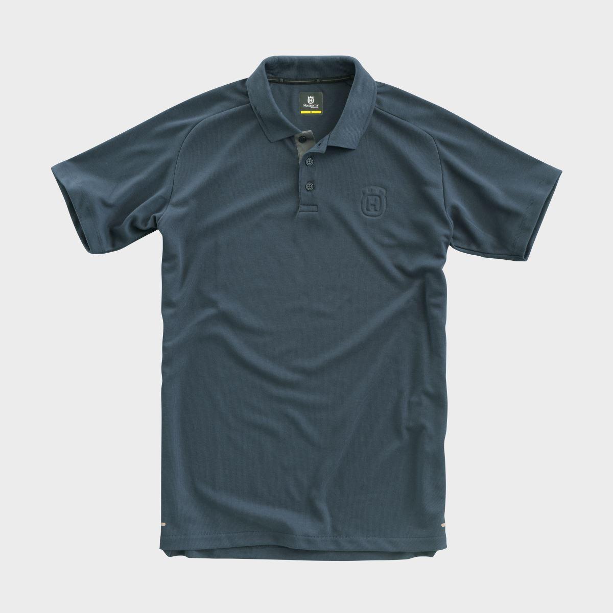 ORIGIN POLO BLUE - CASUAL CLOTHING COLLECTION 2020