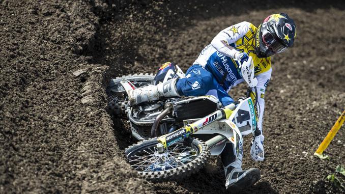 Pauls Jonass – Rockstar Energy Husqvarna Factory Racing - MXGP of Sweden