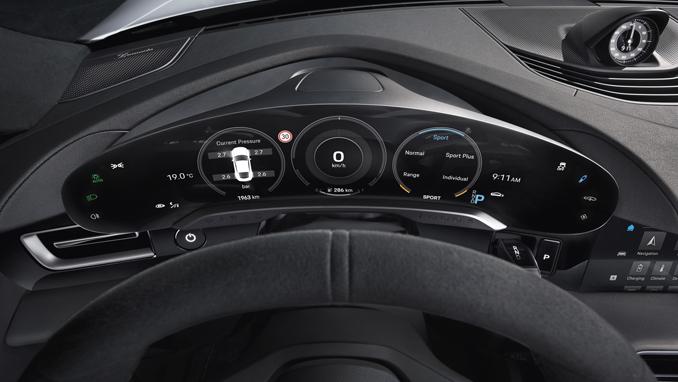 Porsche Cars NA - Taycan