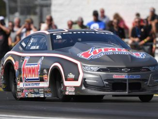 Pro Stock - Jason Line - Lucas Oil NHRA Nationals action
