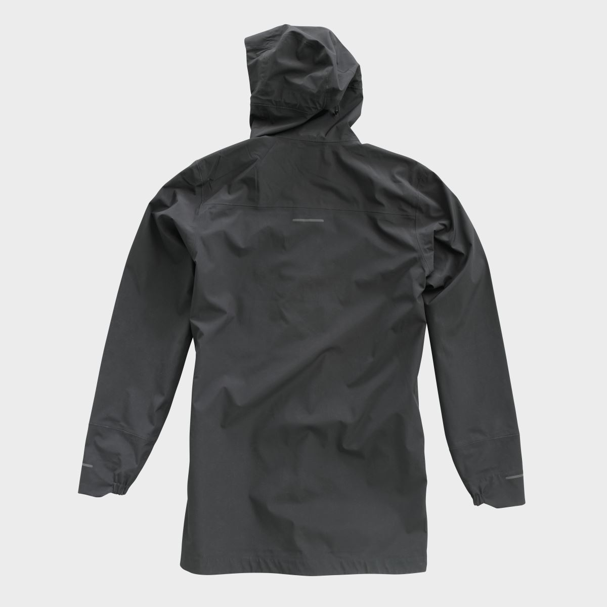 REMOTE PARKA - back - CASUAL CLOTHING COLLECTION 2020