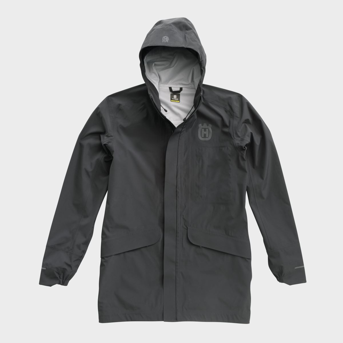 REMOTE PARKA - front - CASUAL CLOTHING COLLECTION 2020