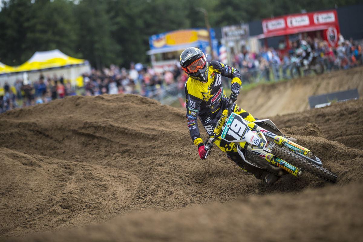 Thomas Kjer Olsen – Rockstar Energy Husqvarna Factory Racing - MXGP of Belgium