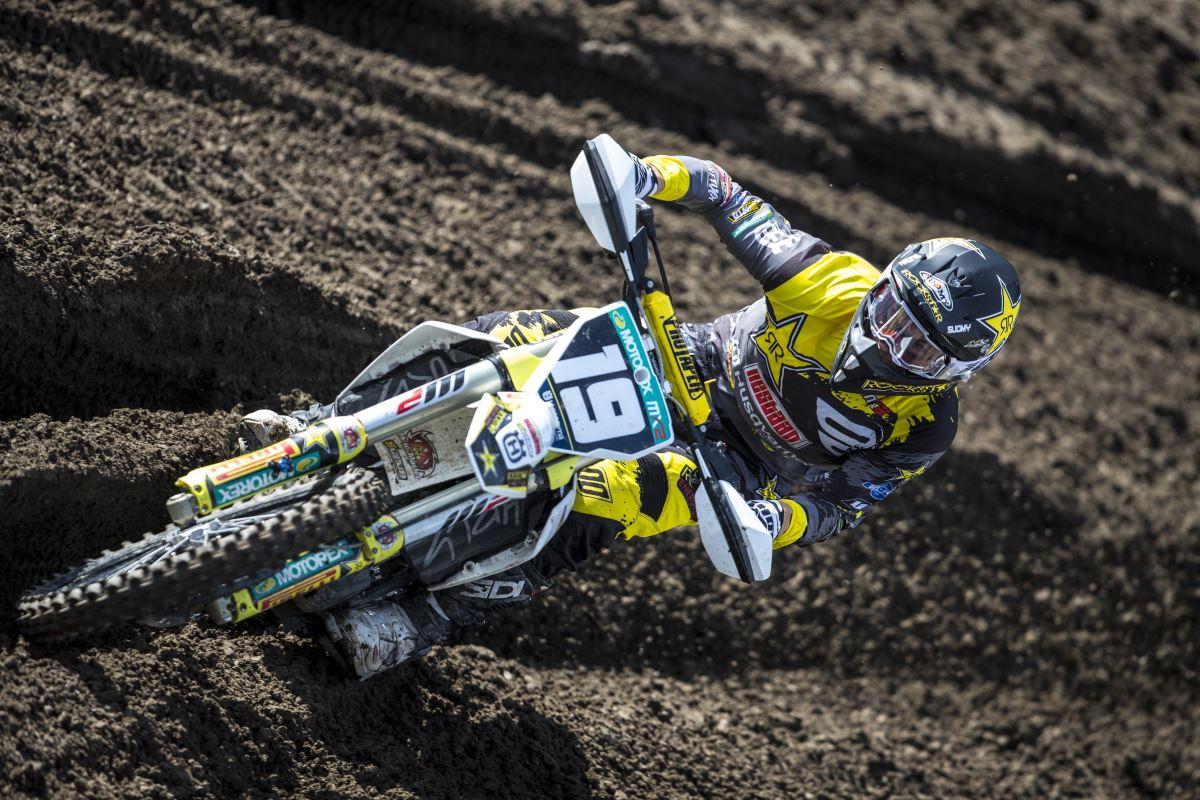 Thomas Kjer Olsen – Rockstar Energy Husqvarna Factory Racing - MXGP of Sweden