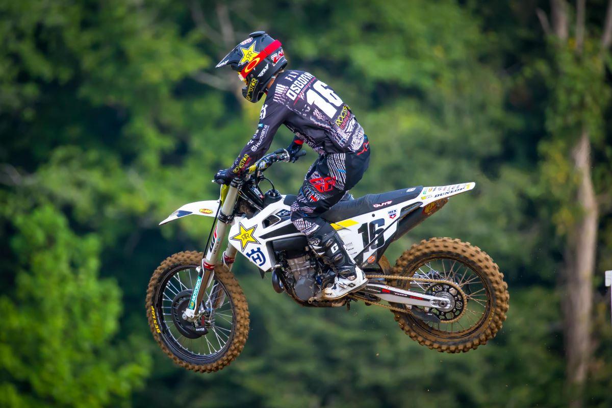 ZACH OSBORNE - Rockstar Energy Husqvarna Factory Racing - Budds Creek