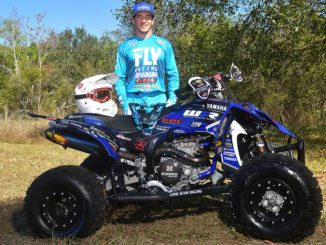 Aiming to secure his fifth straight GNCC XC1 Pro ATV title reigning champ Walker Fowler