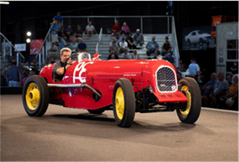 1929 Ford Riley Special -Ardent Alligator- (Joe Martin © 2019 Courtesy of RM Sotheby's)