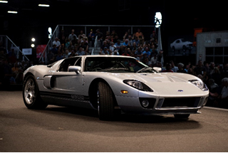 2005 Ford GT (Joe Martin © 2019 Courtesy of RM Sotheby's)