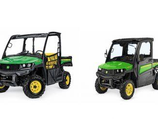 John Deere Recall XUV835 Gator™ utility vehicle