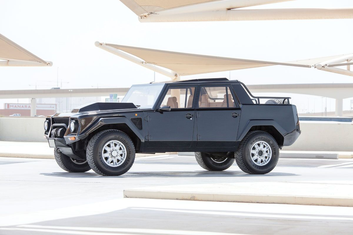 190905 1990 Lamborghini LM002 (Credit – Ahmed Quadri © 2019 Courtesy of RM Sotheby's)