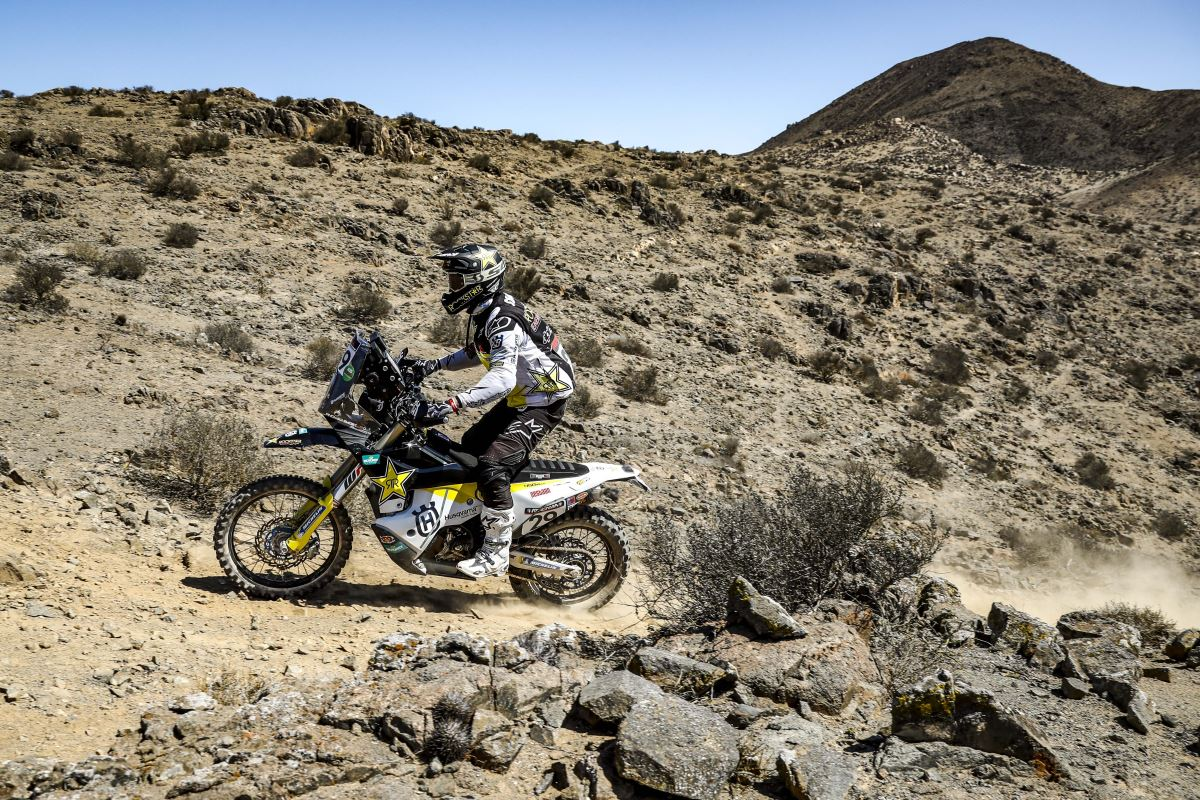 190905 Andrew Short – Rockstar Energy Husqvarna Factory Racing - Anacama Rally [4]